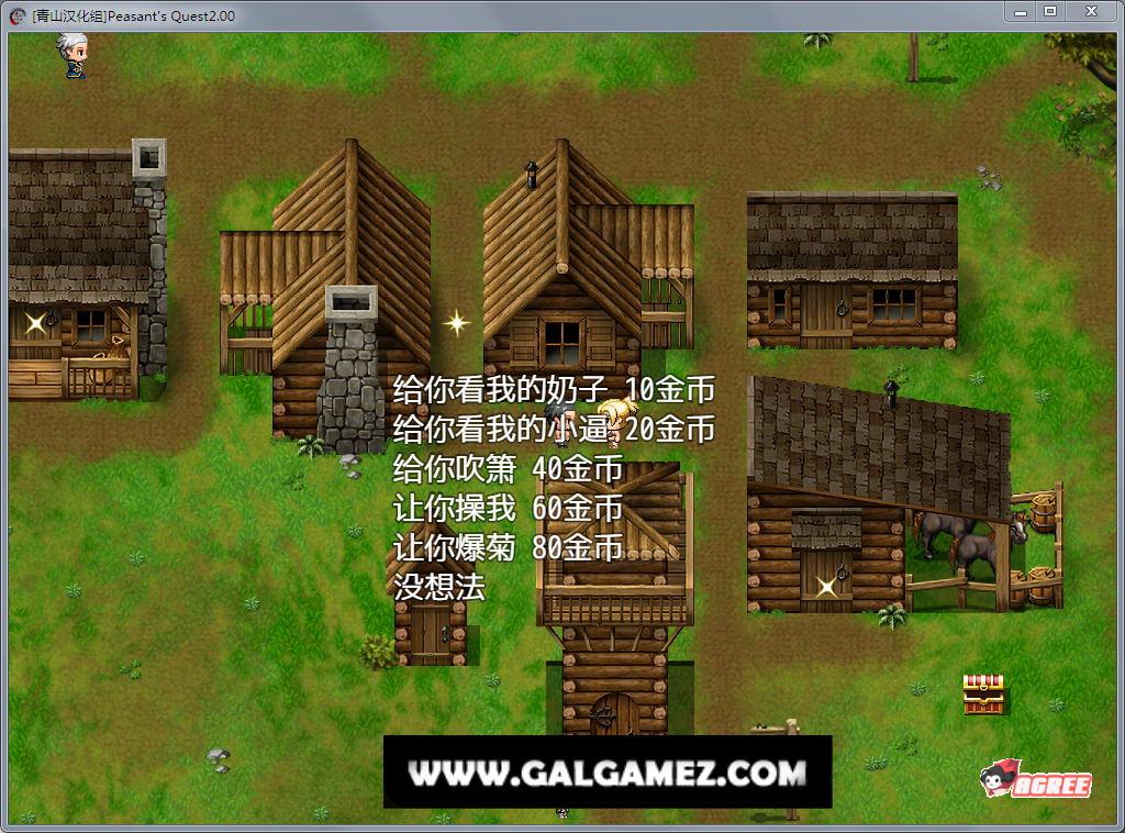 【欧美RPG/汉化/动态CG】农民的追求 V2.21 精修汉化版+CG动画【大更新/3.6G】 5