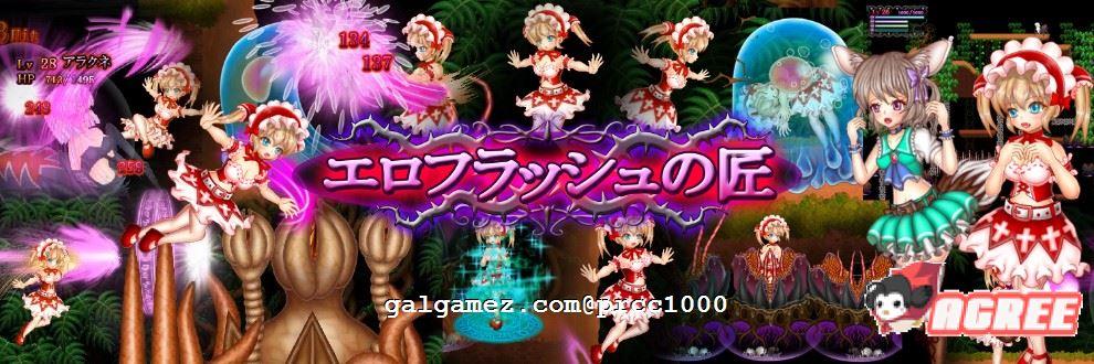 【重抠异种ACT/全动态】爱丽丝与幻惑的魔窟迷宫 V.200824/附全开存档【2G/更新/全CV】 3