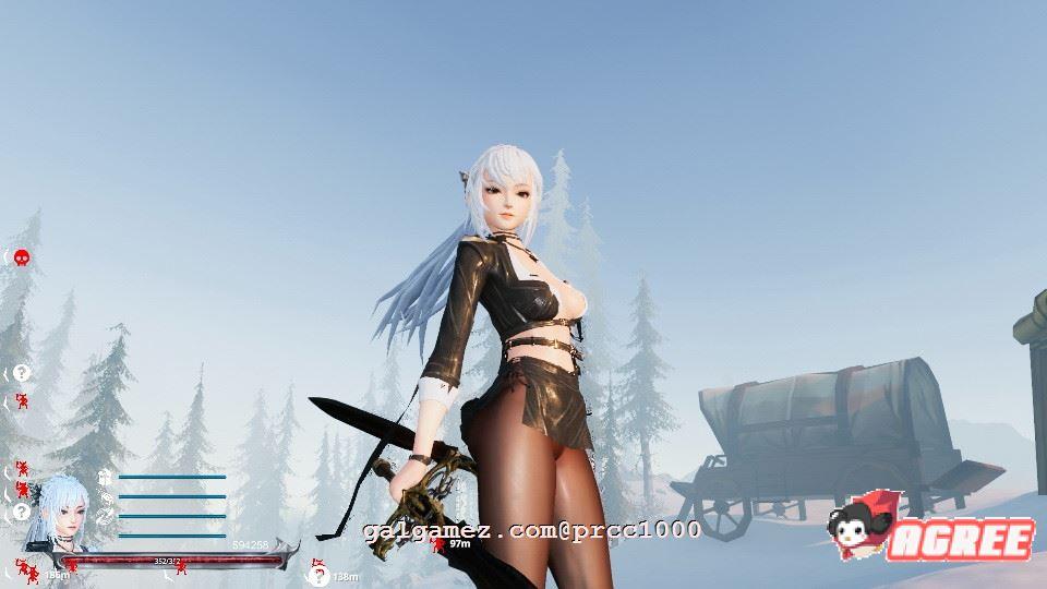 【极品ACT/中文】SwordxHime剑姬无双V1.12 官方中文步兵版/付全存档【8G/更新/全CV】 3