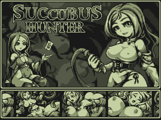 (同人ソフト)[161023][Libra Heart] SUCCUBUS HUNTER [English]